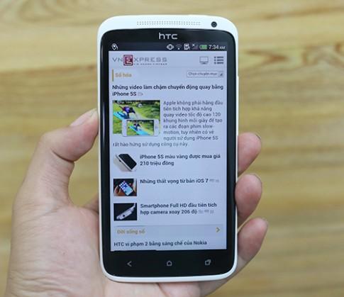 HTC bán lại One X bản 16 GB tại Việt Nam