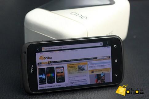 HTC bán One S chính hãng tháng 6
