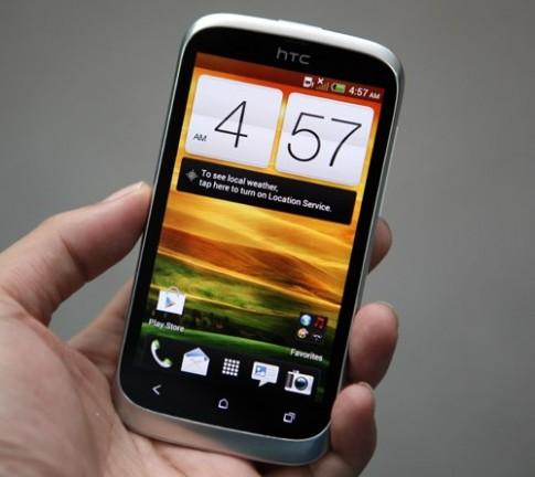 HTC bổ sung smartphone tầm trung mới tại VN