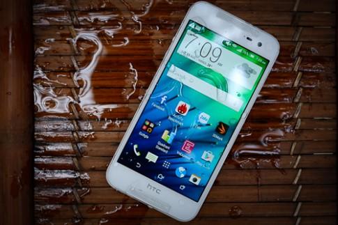 HTC Butterfly 2 - smartphone chống nước giá mềm