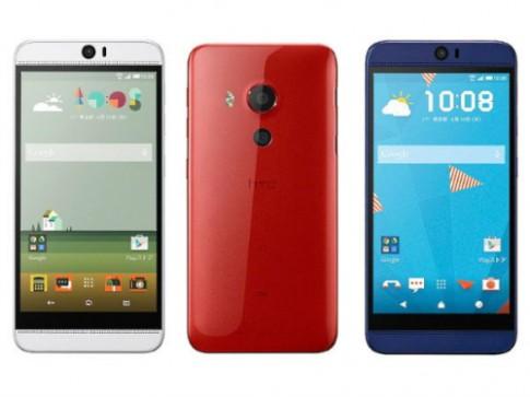 HTC Butterfly có phiên bản mới chống nước, màn hình siêu nét