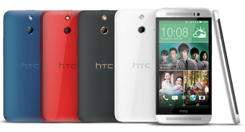 HTC có thể ra hai smartphone vỏ nhựa ngày mai