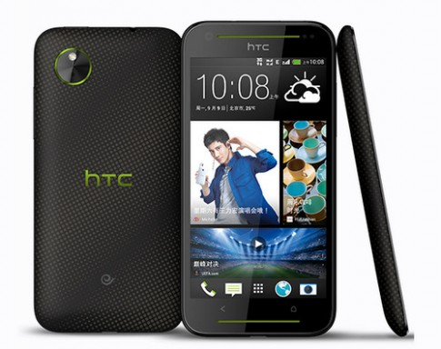 HTC Desire 709d màn hình 5 inch tầm trung trình làng