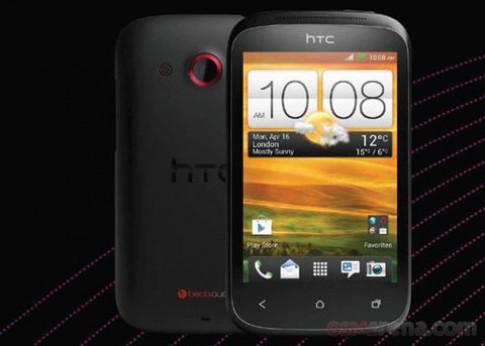 HTC Desire C có cấu hình chi tiết