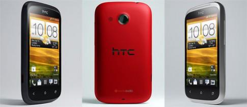 HTC Desire C ra mắt, giá tầm 5 triệu đồng