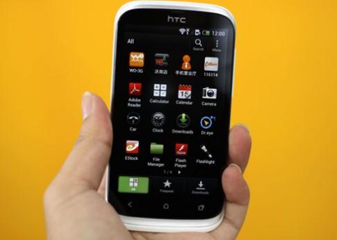 HTC Desire V hai sim giá 8,6 triệu đồng