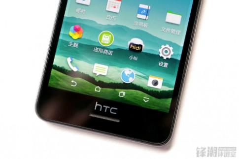 HTC đổi thiết kế của dòng smartphone Desire tầm trung