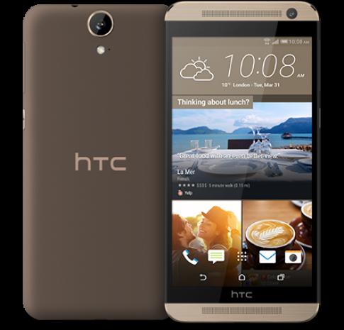 HTC đưa One E9 chip 8 nhân giá 8,3 triệu đồng về Việt Nam