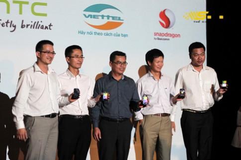 HTC Explorer ra mắt với gói cước 'khủng'