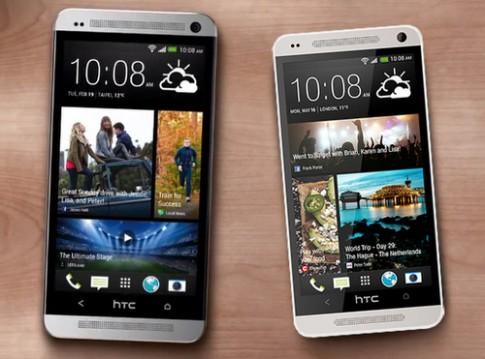 HTC giảm giá One chính hãng và tung ra One Mini trong tháng 9