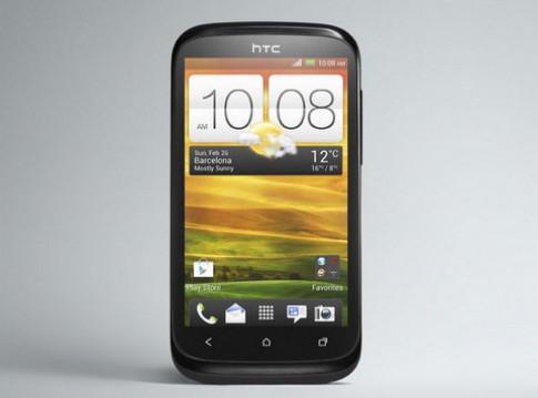 HTC giới thiệu Desire X lõi kép, giá tốt tại IFA 2012