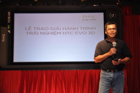 HTC giới thiệu EVO 3D tại Việt Nam