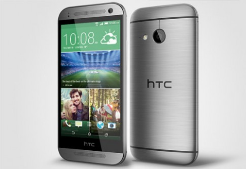 HTC giới thiệu One Mini 2 dáng nhỏ gọn, màn hình HD