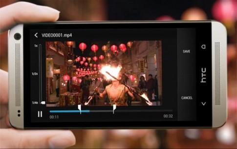 HTC khoe loạt tính năng 'độc' của One