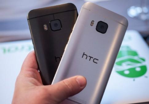 HTC lên tiếng trước việc One M9 quá nóng