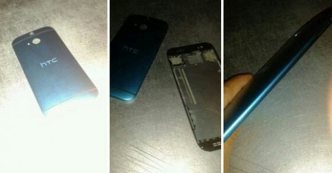 HTC M8 mini dùng chip Snapdragon 400