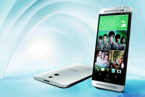 HTC M8 vỏ nhựa có giá 10 triệu đồng
