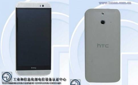 HTC M8 vỏ nhựa lộ ảnh thực tế