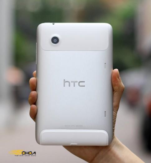HTC ngừng bán máy tính bảng tại Mỹ