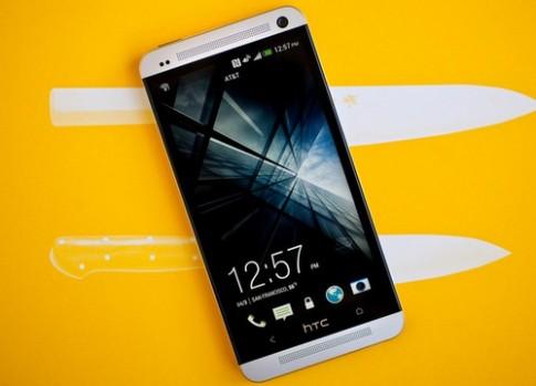 HTC One 2 không dùng màn hình 2K siêu nét
