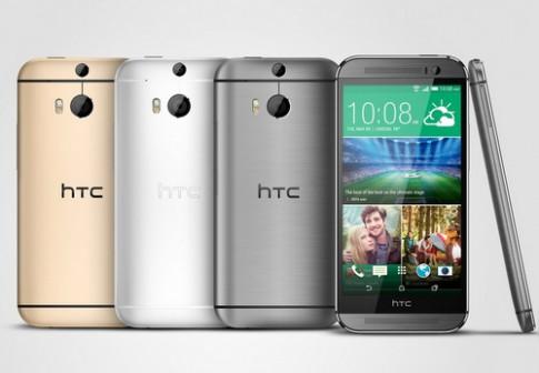 HTC One 2014 có giá 649 USD tại Mỹ, bán tại VN tháng sau