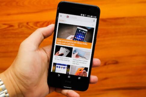 HTC One A9 xuất hiện tại Việt Nam