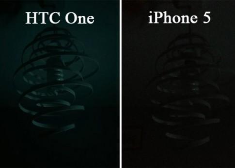 HTC One bản chính thức sẽ chụp ảnh đẹp hơn