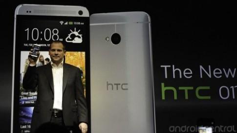 HTC One bị hoãn bán vì thiếu linh kiện