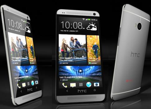 HTC One có thể khan hàng vì thiếu linh kiện