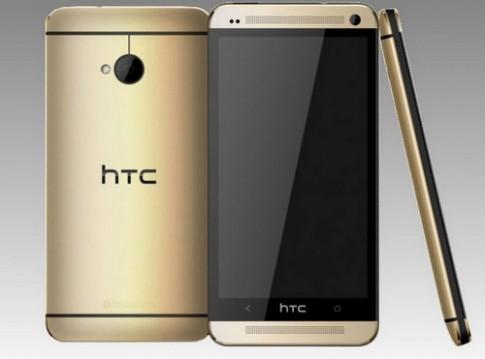 HTC One có thêm màu vàng giống iPhone 5S