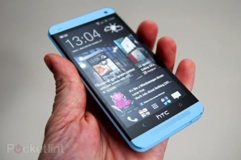 HTC One có thêm màu xanh và đỏ