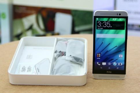 HTC One E8 quay lại thị trường với bản 2 SIM, giá rẻ một nửa