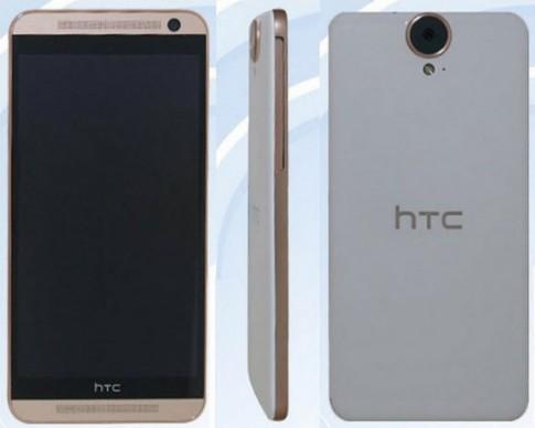 HTC One E9 camera giống M9 sắp ra mắt