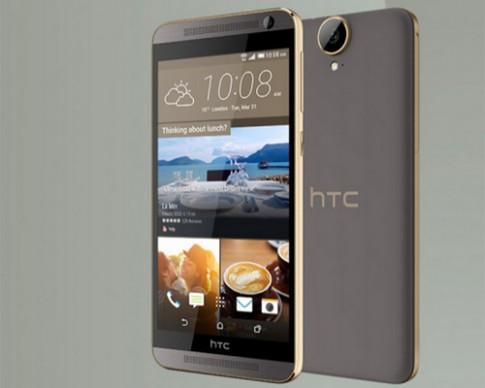 HTC One E9 trình làng với màn hình 5,5 inch, camera 20 'chấm'