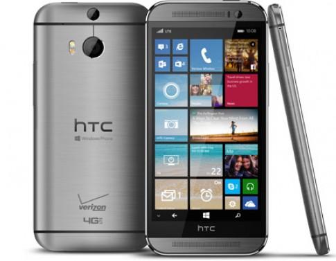 HTC One M8 chạy Windows Phone chính thức trình làng