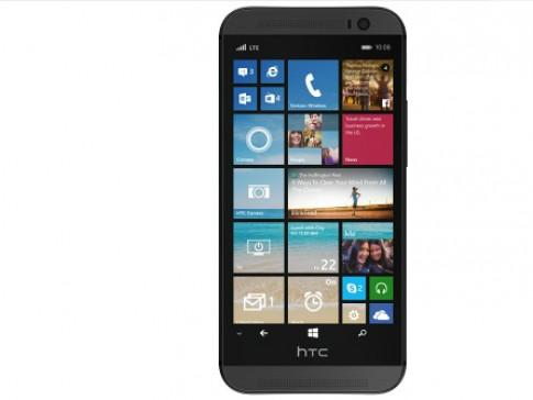 HTC One M8 chạy Windows Phone sắp ra mắt