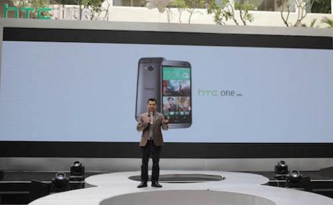 HTC One M8 về Việt Nam đầu tháng 5, giá 16,8 triệu đồng