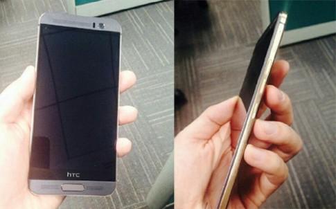 HTC One M9 Plus với cảm biến vân tay lộ ảnh