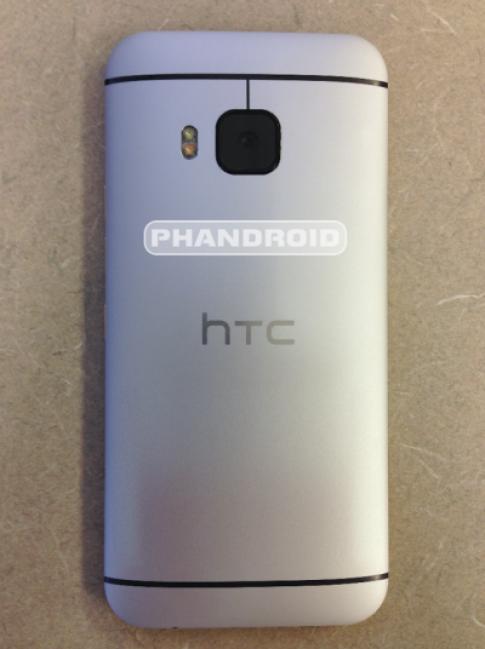 HTC One M9 với camera 20,7 megapixel tiếp tục lộ ảnh