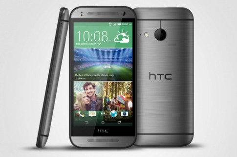 HTC One mini 2 có giá 10,9 triệu đồng ở Việt Nam