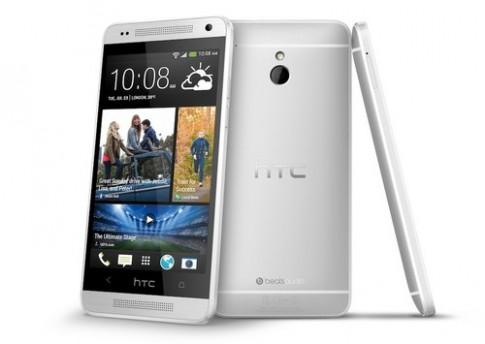 HTC One Mini đọ dáng cùng bản gốc