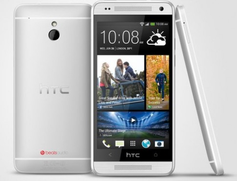 HTC One Mini ra mắt với giá gần 600 USD