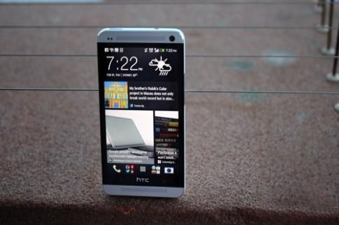HTC One mới có màn hình lớn hơn Galaxy S4