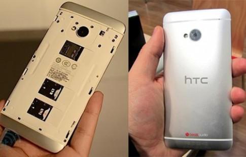 HTC One phiên bản 2 SIM sẽ được bán tại Trung Quốc