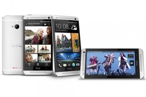 HTC One so cấu hình với loạt smartphone 'khủng'