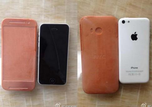 HTC One thế hệ hai lộ ảnh mô hình