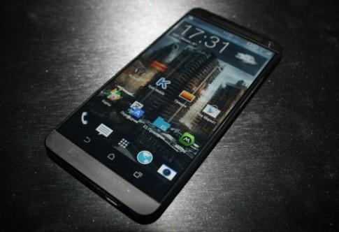 HTC One thế hệ mới có camera kép