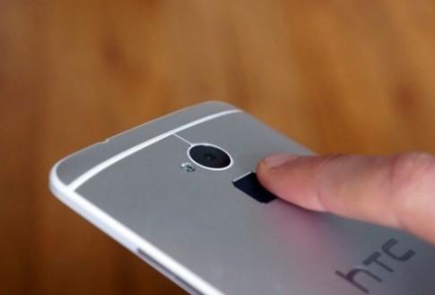 HTC One thế hệ mới sẽ có cảm biến đọc vân tay