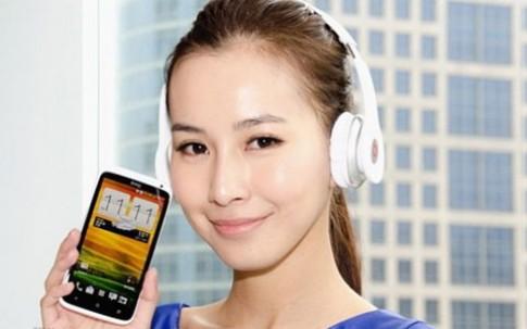 HTC One X thêm phiên bản có tai nghe Beats
