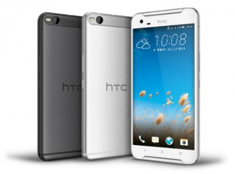 HTC One X9 vỏ nhôm, giá tầm trung ra mắt
